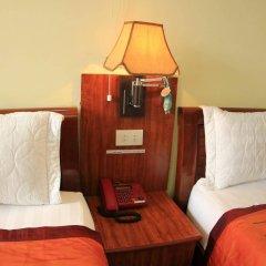 Отель BUSAN Ханой сейф в номере