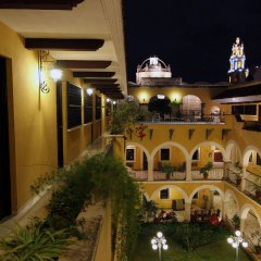 Hotel Caribe балкон