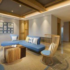 Отель Banyueshan Spa Hotel Китай, Сямынь - отзывы, цены и фото номеров - забронировать отель Banyueshan Spa Hotel онлайн комната для гостей фото 2