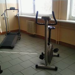 Hostel Modra фитнесс-зал