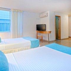 Отель MS Centenario Superior Колумбия, Кали - отзывы, цены и фото номеров - забронировать отель MS Centenario Superior онлайн удобства в номере фото 2