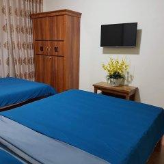Отель Quang Son Homestay Далат сейф в номере