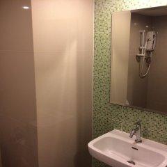Отель @ Love Place Hotel Таиланд, Бангкок - отзывы, цены и фото номеров - забронировать отель @ Love Place Hotel онлайн ванная