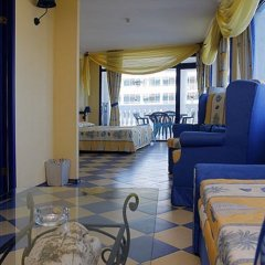 Отель Chaika Metropol комната для гостей фото 4