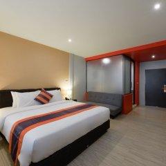 Отель Studio Asoke Таиланд, Бангкок - отзывы, цены и фото номеров - забронировать отель Studio Asoke онлайн комната для гостей фото 2
