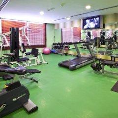 Landmark Hotel Riqqa фитнесс-зал