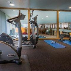 Отель Christiania Hotels & Spa Швейцария, Церматт - отзывы, цены и фото номеров - забронировать отель Christiania Hotels & Spa онлайн фитнесс-зал фото 2