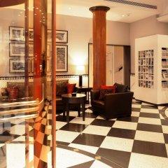 Victoria Hotel интерьер отеля
