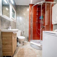 Отель Corona Deluxe Apt (Must) Греция, Салоники - отзывы, цены и фото номеров - забронировать отель Corona Deluxe Apt (Must) онлайн ванная