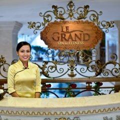 Grand Hotel Saigon спа