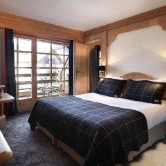 Отель M de Megève комната для гостей фото 5