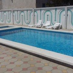 Гостиница Робинзон бассейн