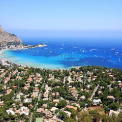 Отель Conchiglia D'oro Италия, Палермо - отзывы, цены и фото номеров - забронировать отель Conchiglia D'oro онлайн пляж фото 2