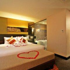 Отель Golden Tulip Mandison Suites Таиланд, Бангкок - 2 отзыва об отеле, цены и фото номеров - забронировать отель Golden Tulip Mandison Suites онлайн фото 3
