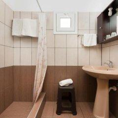 Отель Stegna Mare Пляж Стегна ванная