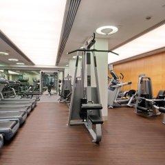 Отель Hilton Athens фитнесс-зал фото 2