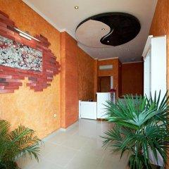 Отель Paros Болгария, Поморие - отзывы, цены и фото номеров - забронировать отель Paros онлайн интерьер отеля фото 2