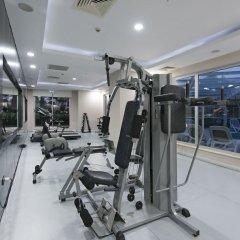 Side Lilyum Hotel & Spa Турция, Сиде - отзывы, цены и фото номеров - забронировать отель Side Lilyum Hotel & Spa онлайн фитнесс-зал фото 3
