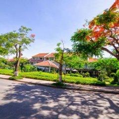 Отель Almanity Hoi An Wellness Resort парковка