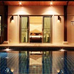 Отель Two Villas Holiday Oriental Style Layan Beach Таиланд, пляж Банг-Тао - отзывы, цены и фото номеров - забронировать отель Two Villas Holiday Oriental Style Layan Beach онлайн бассейн фото 4