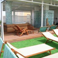 Отель Cadiz Италия, Римини - отзывы, цены и фото номеров - забронировать отель Cadiz онлайн бассейн