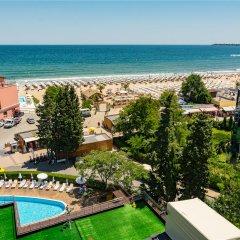 Отель Astoria Hotel - Все включено Болгария, Солнечный берег - отзывы, цены и фото номеров - забронировать отель Astoria Hotel - Все включено онлайн пляж фото 2