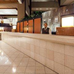 Отель Crowne Plaza San Jose Corobici интерьер отеля