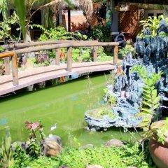 Отель Hoang Nga Guest House парковка