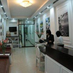 Отель Heart Hotel Вьетнам, Ханой - отзывы, цены и фото номеров - забронировать отель Heart Hotel онлайн интерьер отеля фото 2