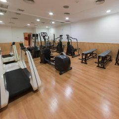 Senator Barcelona Spa Hotel фитнесс-зал фото 2