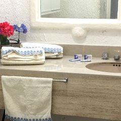 Отель Cancun Plaza Condo ванная