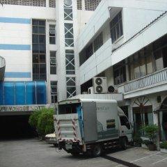 Suriwongse Hotel городской автобус