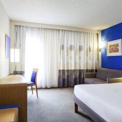 Отель Novotel Lisboa комната для гостей фото 2