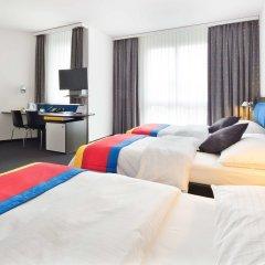Hotel Allegra комната для гостей