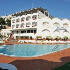 Morcavallo Hotel & Wellness бассейн фото 2