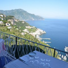 Grand Hotel Excelsior Amalfi балкон