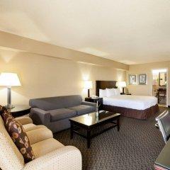Отель Radisson Jfk Airport США, Нью-Йорк - отзывы, цены и фото номеров - забронировать отель Radisson Jfk Airport онлайн комната для гостей фото 2