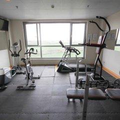 Отель Vertice Roomspace Мадрид фитнесс-зал фото 3
