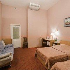 Гостиница Маршал 3* Стандартный номер с двуспальной кроватью фото 4