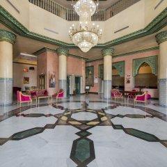 Отель Mogador Express GUELIZ интерьер отеля