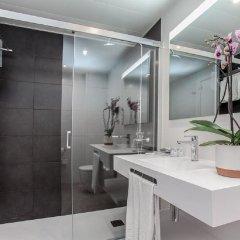 Отель Апарт-отель Atenea Barcelona Испания, Барселона - 3 отзыва об отеле, цены и фото номеров - забронировать отель Апарт-отель Atenea Barcelona онлайн ванная