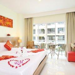 Pimrada Hotel комната для гостей