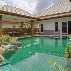 Отель Thammachat P3 Victoria Pool Villa бассейн фото 3