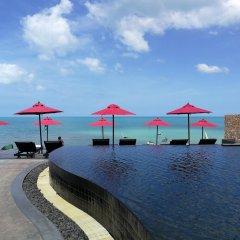 Отель Kirikayan Boutique Resort бассейн