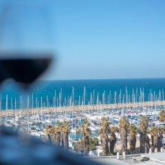 Herods Hotel Tel Aviv by the Beach пляж фото 4