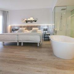 Отель Apartamentos Y Villas Oliva Nova Golf Олива комната для гостей фото 5