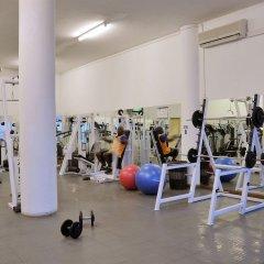 Отель Cresta President Габороне фитнесс-зал