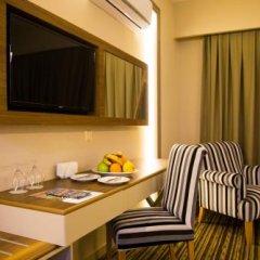 Hierapark Thermal & Spa Hotel Турция, Памуккале - отзывы, цены и фото номеров - забронировать отель Hierapark Thermal & Spa Hotel онлайн удобства в номере