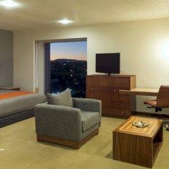 Отель Real Inn Guadalajara Expo комната для гостей фото 7
