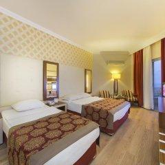 Отель Beach Club Doganay - All Inclusive комната для гостей фото 4